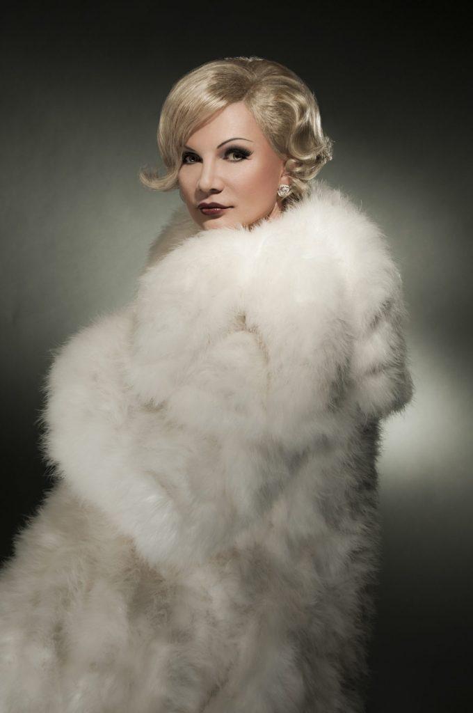 CHRIS Kolonko als Marlene Dietrich 2