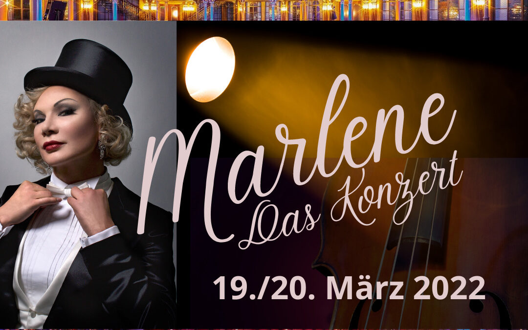 CHRIS Kolonko & Band: Marlene – Das Konzert