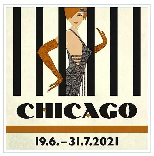 """CHRIS Kolonko als Mary Sunshine im Musical """"Chicago"""" auf der Freilichtbühne Augsburg"""